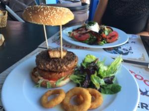 burger bora bora