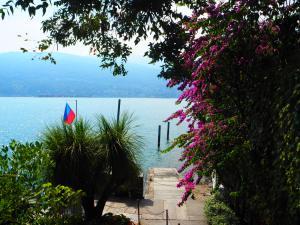 lac majeur, iles borromees, isola madre