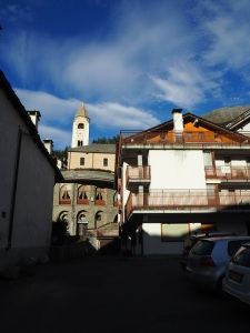 courmayeur, italie